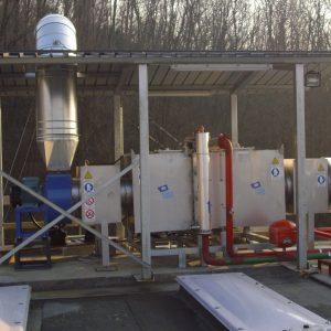 Recuperatori di calore IESI da fonderie