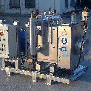 Recuperatori di calore IESI da motori endotermici