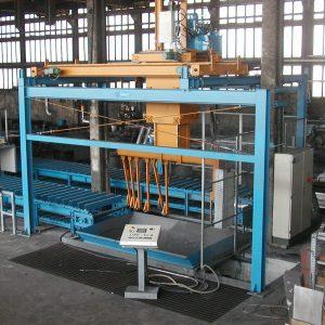 Impianti di essiccazione di motte/staffe di fonderia