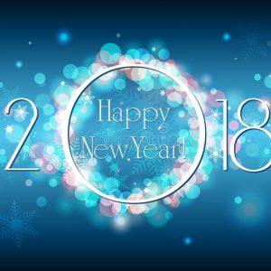 Pausa di fine anno 30.12.17 – 07.01.18 – HAPPY NEW YEAR 2018!