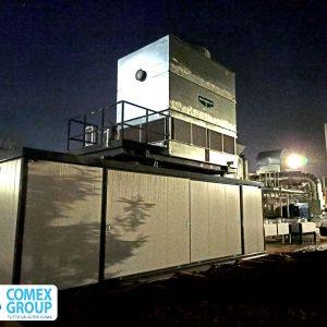 Nuova installazione Centrale Frigorifera ad Assorbimento (LiBr) 28-01-2021